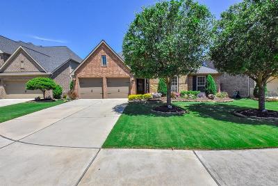 Fulshear Single Family Home For Sale: 27514 Villa Mountain Court