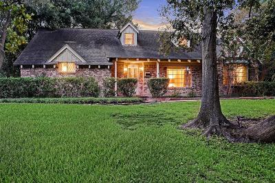 Houston Single Family Home For Sale: 8118 Stony Dell Court