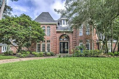 Kingwood Single Family Home Pending: 5703 River Branch Drive
