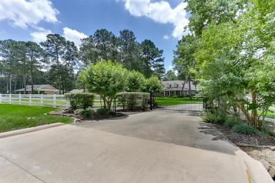 Magnolia Single Family Home For Sale: 29919 Edgewater Drive