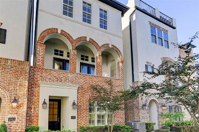 Houston Single Family Home For Sale: 2705 Cohn Garden Lane