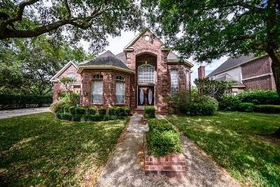 Sugar Land Single Family Home For Sale: 3003 E Hickory Park Circle
