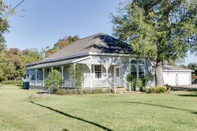 Seabrook Single Family Home For Sale: 1317 N Meyer Avenue