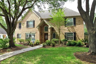 Kingwood Single Family Home For Sale: 3119 Cedar Village Drive