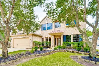 Cinco Ranch Single Family Home For Sale: 24211 Hamptonshire Lane