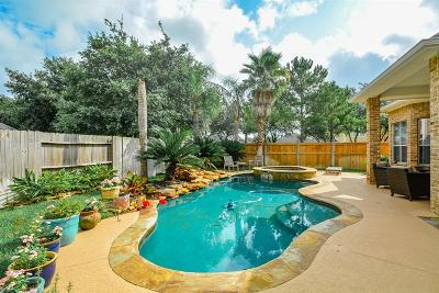 Katy Single Family Home For Sale: 21506 Grand Hollow Lane