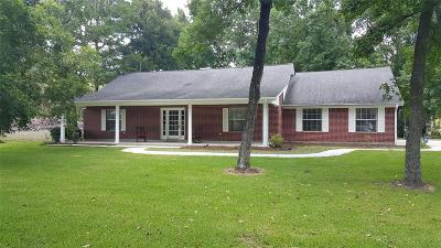 Dayton Single Family Home For Sale: 8024 Fm 1960 Road