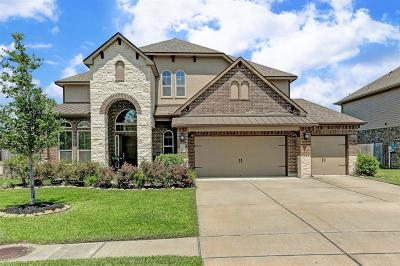 League City TX Single Family Home For Sale: $395,000