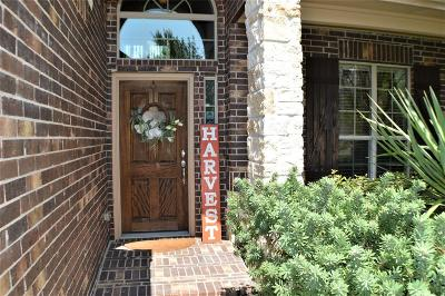 Tomball Single Family Home For Sale: 6 Handbridge Place