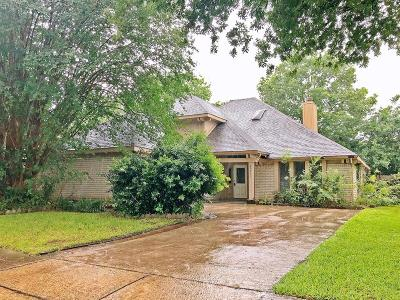 Humble TX Single Family Home For Sale: $175,000