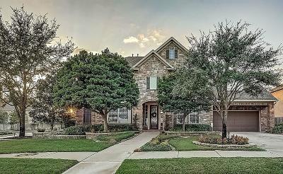 Katy Single Family Home For Sale: 10003 Cinco Ridge Drive