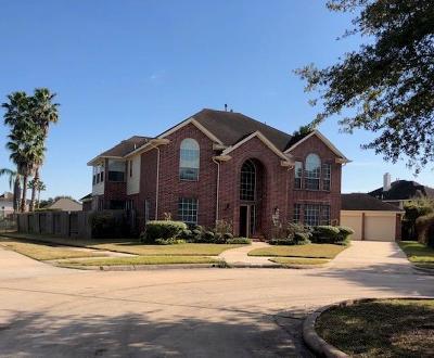 Missouri City Single Family Home For Sale: 4007 Alexis Tate Circle