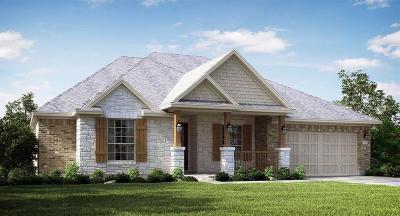 Rosharon Single Family Home For Sale: 4618 Kingston Shores Lane