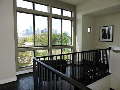 Houston Condo/Townhouse For Sale: 1611 Nagle Street