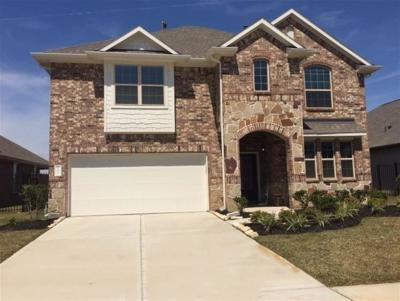 Katy Single Family Home For Sale: 24030 Cannon Anello