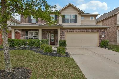 Brookshire Single Family Home For Sale: 10114 Winding Creek Lane