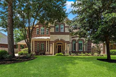 The Woodlands Single Family Home For Sale: 135 N Shawnee Ridge Circle