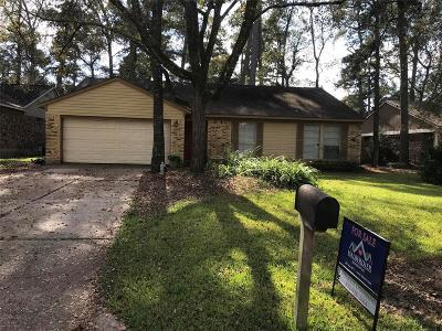 Kingwood Single Family Home For Sale: 3210 Beaver Glen Drive