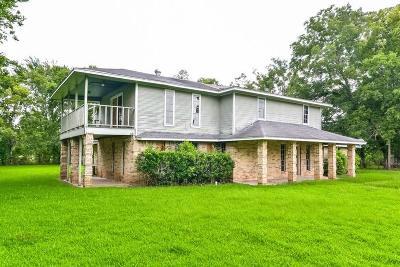 Rosharon Single Family Home For Sale: 2810 W Fm 1462