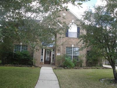 Pearland Rental For Rent: 1314 Romero Drive