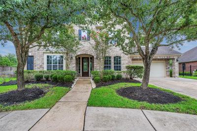 Sugar Land Single Family Home For Sale: 2314 Legend Woods Court
