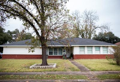 Houston Single Family Home For Sale: 7915 Glenscott Street