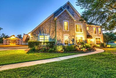 Magnolia Farm & Ranch For Sale: 29545 Dobbin Hufsmith Road