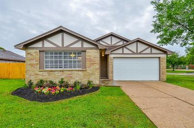 Katy Single Family Home For Sale: 1706 Crosscoach Lane