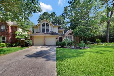 The Woodlands Single Family Home For Sale: 2 Smokerise Place