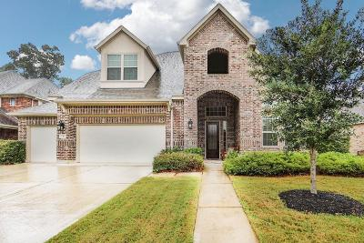 Conroe Single Family Home For Sale: 4 Bayou Drive