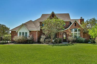 Montgomery Single Family Home For Sale: 11515 W Grand Pond Court