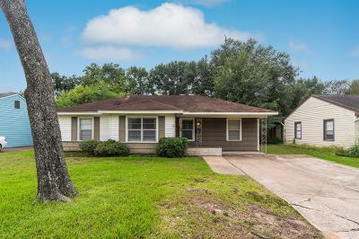 Houston Single Family Home For Sale: 1763 De Milo Drive