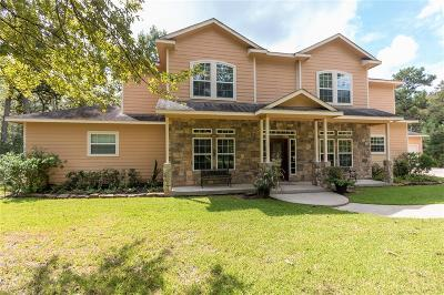 Magnolia Single Family Home For Sale: 8721 Deer Lodge Road