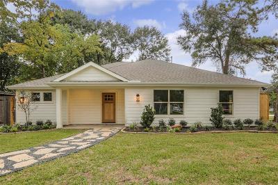 Houston Single Family Home For Sale: 1802 Cheshire Lane