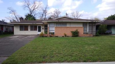 Houston Single Family Home For Sale: 5714 Heatherbloom Drive