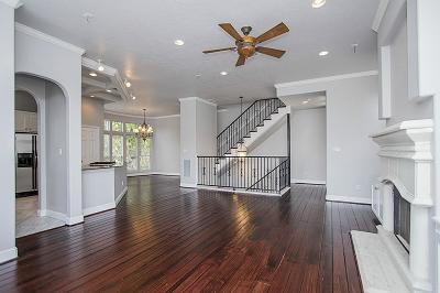 Houston Condo/Townhouse For Sale: 1304 Dart Street #F