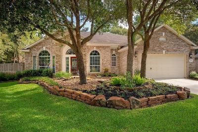 The Woodlands Single Family Home For Sale: 118 Marlberry Branch Court