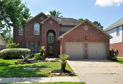 Katy Single Family Home For Sale: 2906 Silverbit Trail Lane