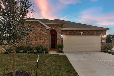 Humble Single Family Home For Sale: 5914 Meyergrove Lane