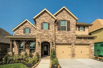 Manvel Single Family Home For Sale: 4318 Bayberry Ridge