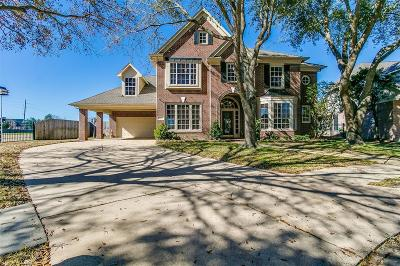 Katy Single Family Home For Sale: 2314 New South Wales Court