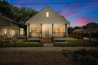 Houston Single Family Home For Sale: 200 Carl Street