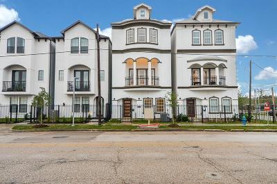 Single Family Home For Sale: 213 Milby Street