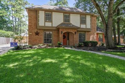 Kingwood Single Family Home For Sale: 3243 Little Bear Drive