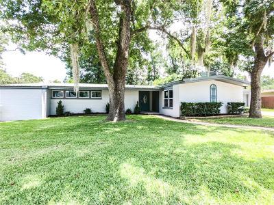 Single Family Home For Sale: 1012 Oak Drive
