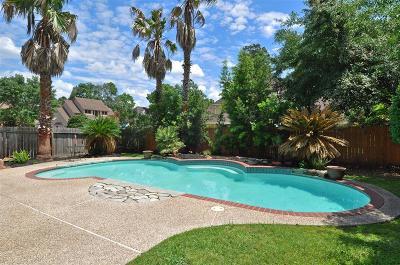 Kingwood Single Family Home For Sale: 3222 Brook Grove Drive