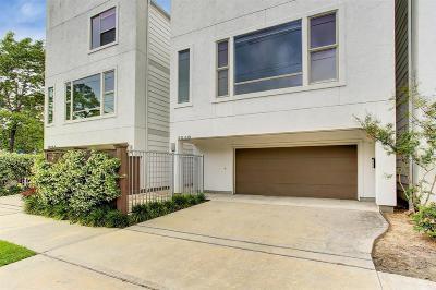 Houston Single Family Home For Sale: 1948 Vermont Street