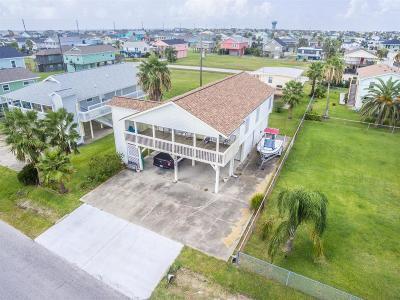 Galveston Single Family Home For Sale: 4110 San Jacinto Drive
