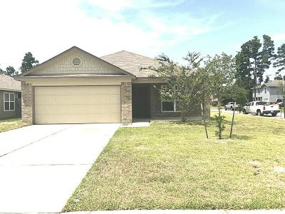 Conroe Single Family Home For Sale: 9929 Lace Flower Way