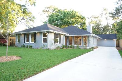 Single Family Home For Sale: 4401 Laurel Drive